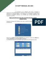 Implementación de un semaforo doble usando un PLC Zelio Soft