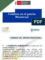 Presentacion 9  Manejo de complicaciones efectos colaterales.ppt