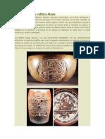 Cerámica de La Cultura Maya