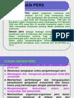 Organisasi & Kode Etik Pers