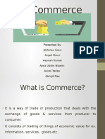 Presentation on E-Commerce