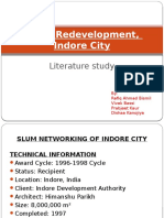 Case Study, Indore Slum City (1)