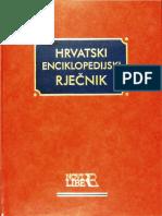 Hrvatski enciklopedijski rječnik