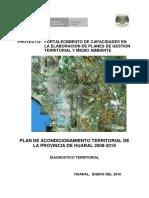 Pat Huaral Diagnostico - Mapas