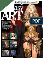 Fantasy Art Genius Guide Volume 3 Revised Edition