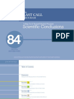 LastCallProgram Science