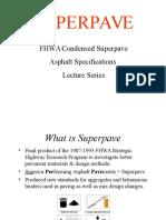 Superpave Summary