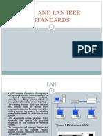 7 LAN IEEE STDS