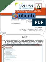 Instalacion de Linux Ubuntu 10.4