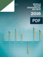 World Trade Statistics Review