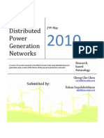 Smart Distributed Power Generation