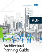 Kone Architectural Planning Guide