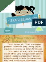 TITRASI BEBAS AIR.pptx