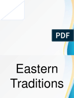 Eastern Traditions