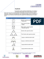 Electrical Symbols Guide