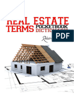 Robin Scott - The Real Estate Teams Pocket Book Dictionary, A Must for Real Estate Professionals