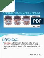 Cephalgia.ppt