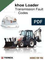 Transmission Fault Codes