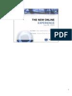 The New Online Experience - FlashForward 05 NY Conference