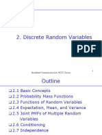 2.Discrete Random Variables