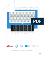 Dell XC Series Appliances - Reference Architecture for Microsoft Hyper-V Cluster