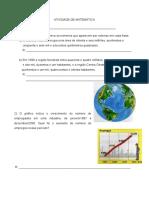 5º Ano Problemas Fração Geometria e Decimais