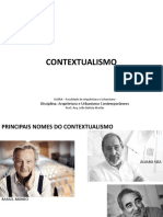 Aula 04 Contextualismo - Prof. João Batista