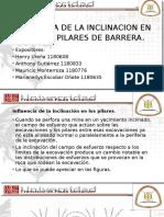 Exposicion Pilares de Barrera