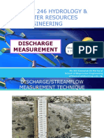 Discharge Measurement