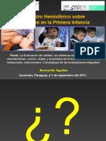 Bernardo Aguilar Paraguay 2011 (Last Version)