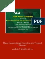 IR in Tropical Diseases
