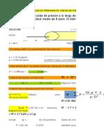 Práctica 2_Cálculos Pérdidas de Carga en Tuberías OK