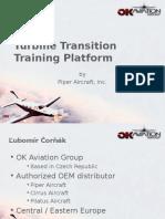Turbine Transition Training Platform
