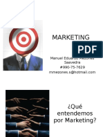 Marketing i