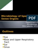 Mikroba Penyebab Infeksi Pada Organ Indera_2012