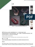 A CASA • Museu Do Objeto Brasileiro Outro Texto