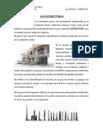 001 - Las Estructuras