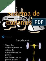 Sistema de Trasmisión . Tecsup 10 julio 2007