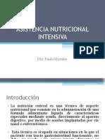 ASISTENCIA NUTRICIONAL INTENSIVA