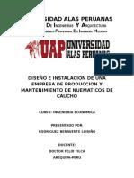 INGENIERIA ECONOMICA - EMPRESA DE FABRICA DE LLANTAS.docx
