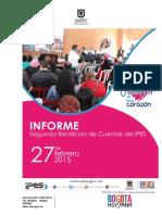 Informe Rendicion de Cuentas Gestion 2014