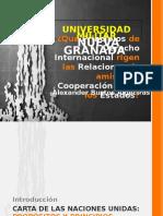 ¿Qué Principios de Derecho Internacional rigen las Relaciones de amistad y Cooperación entre los Estados_