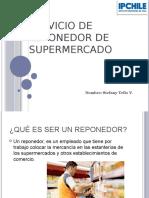Servicio de Reponedor de Supermercado.pptx