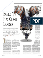 Wallerstein Eagle Has Crash Landed