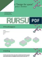 project documentatie dfs