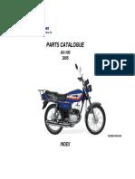 United Motors AX 100cc