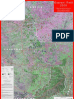 Mapa Guarani Reta