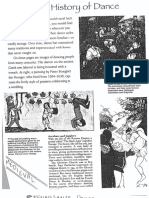 history of dance reading gr  9
