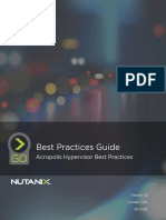 Acropolis Hypervisor Best Practices Guide (1)