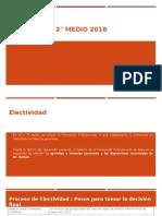 Electividad 2º medio 2016.ppt